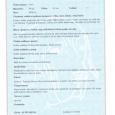 Certifikát o splnení podmienok bonitácie fenotypu a temperamentu, Špeciálny kynologický klub Onceiro
